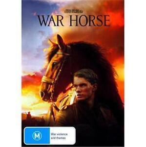 WAR HORSE : NEW DVD
