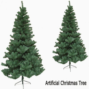 Imported Artificial Christmas Xmas Tree 6 Feet Tall Green