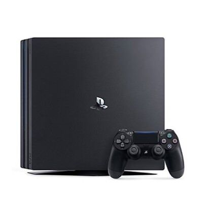 Sony 3002470 PlayStation 4 Pro 1TB Gaming Console, Black