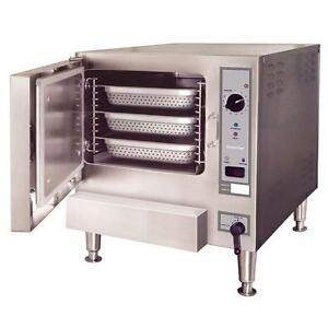 Cleveland SteamChef™ 3 Convection Steamer, Auto Water
