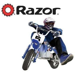 NEW RAZOR ELECTRIC MOTOCROSS BIKE MX350 190798569 DIRT ROCKET