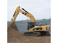 Excavator on rent in india