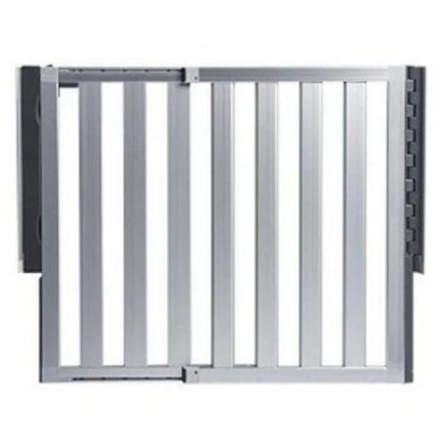 Munchkin 31064 LOFT Aluminum Safety Gate baby child Stairs Hall Doorway Door pet