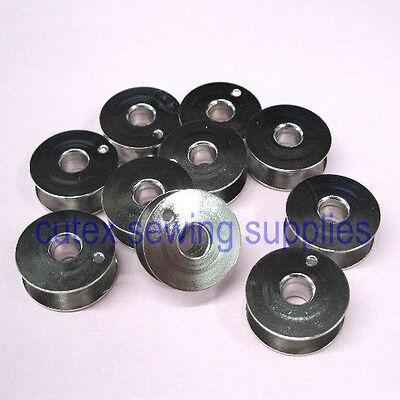 Husqvarna Viking Sewing Machine Metal Bobbins #4011770 -