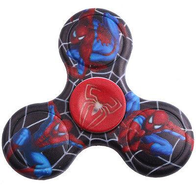 Spider Man Hand Spinner  Fidget  Finger Spinner Toy Focus Toy Stress Reliever