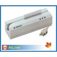 MSR206 USB Magnetic Stripe Card Reader Writer