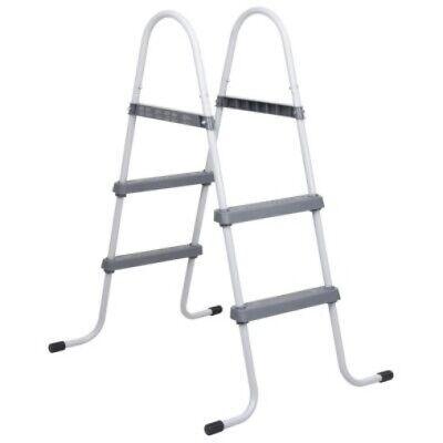 Pool Ladder Steel 86.5 cm
