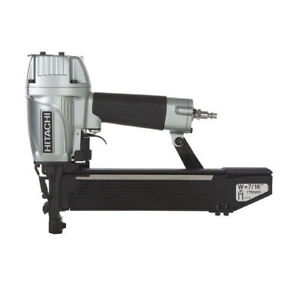 Hitachi 16-Gauge 7/16 in. Crown 2 in. Construction Stapler N5008AC2 New
