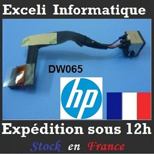 HP-PROBOOK-6560B-EliteBook-8560p-CONECTOR-DE-ALIMENTACIoN-AC-DC-JUEGO-CABLE-PLUG
