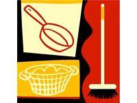 Housekeeper for family in Kensington W8 – immediate start