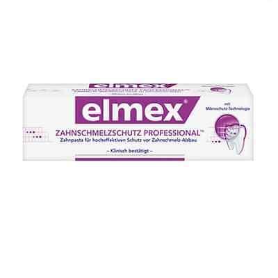 2 x Elmex Erosion protection toothpaste 75 ml PREVENT ENAMEL LOSS