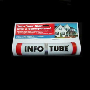 Infotube-Outdoor-Brochure-Holder-Info-Flyer-Tube