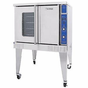 US Range Electric Full-Size Convection Oven ( SINGLE PHASE )