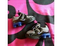 Baby trainers nike shox genuine baby size 2