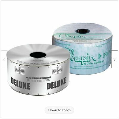 Chapin Deluxe 7/8 Drip Tape Irrigation Line  8