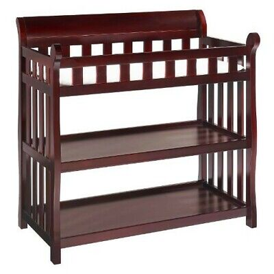 3-Tier Baby Diaper Changing Table w/ free extra Change Top, Delta Children brand