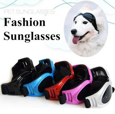 Fashion Pet Goggles UV Protection Sunglasses for Large Medium Dog Eye (Sunglasses For Eye Protection)