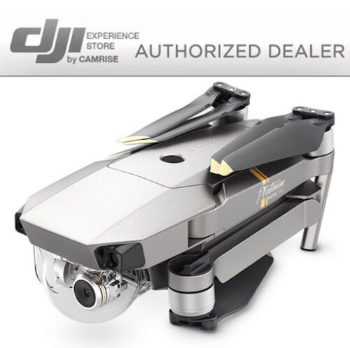 DJI MAVIC PRO PLATINUM w/ 4K Stabilized Camera
