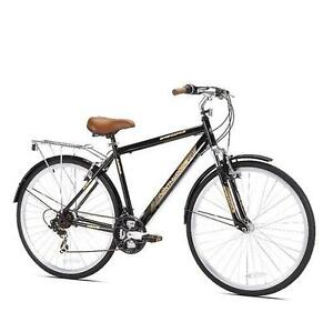 USED NORTHWOODS MEN'S BIKE - 114567033 - SPRINGDALE BIKE - MEN'S BICYCLE - 21-SPEED HYBRID - 700CC
