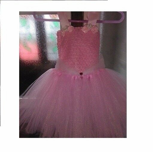 Inspired by Aurora Sleeping Beauty handmade tutu dress (NEW) 6-9 months £9.99