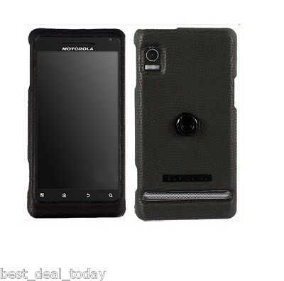 OEM Body Glove Rubber Snap On Case Cover For Motorola Droid 2 II A955 Verizon Body Glove Rubber Covers