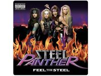 Steel Panther cover/tribute band