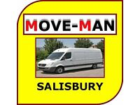 07456 504 918 (MAN and VAN) House/Flat Moves, Office Moves, Furniture and Single Items, SALISBURY