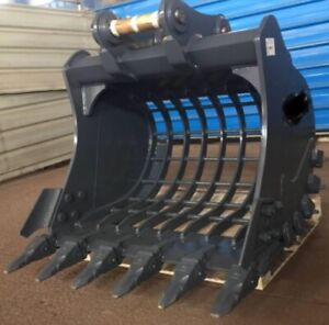 Severe Duty Excavator Rippers & Skeleton Buckets In stock Ready