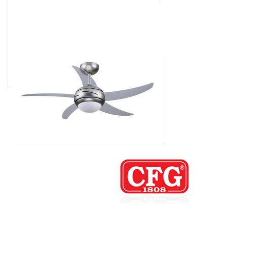 CFG EV021 VENTILATORE A SOFFITTO CON ILLUMINAZIONE E TELECOMANDO