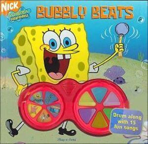 Sponge Bob Bubbly Beats Play a Sound Book London Ontario image 1