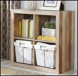 Rustic Bookshelf Home Garden Ebay