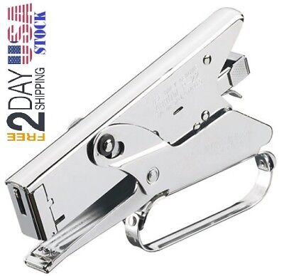 Arrow P22 Heavy Duty Plier Type Stapler New Free Shipping