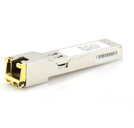Brocade E1mg-100fx-t Compatible 100base-t Sfp Copper Rj-4...