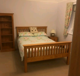 4ft Sleigh Bed