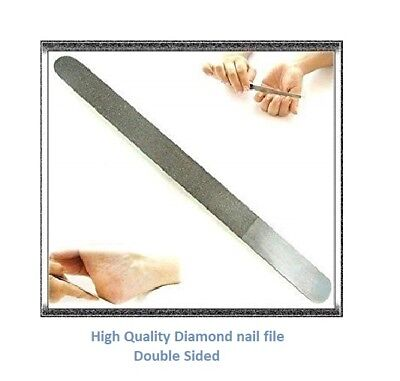 Advanced Foot Care Diamond Dusted Nail File for Chiropody Podiatry Clinics New