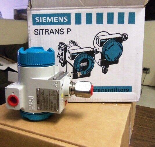 SIEMENS SITRANS P. DSIII TRANSMITTER 7MF-4233-1FA10-1AC7-Z A02+B21+Y01+Y15+Y21