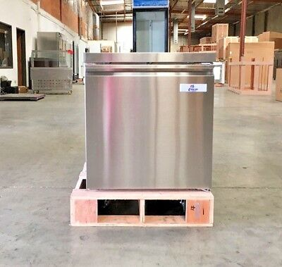 New 27 Under Counter Refrigerator 6.3 Cu. Ft. Cooler Depot Tuc27r Undercounter