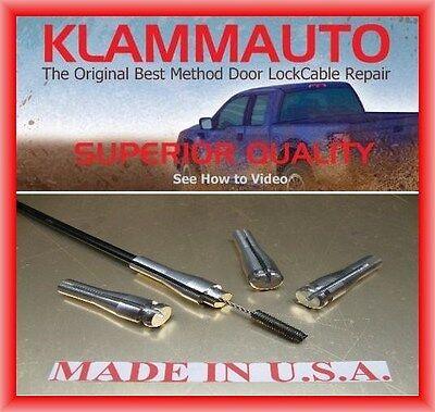 Ford Ranger Door Lock Cable Repair Kit (rear suicide door)1997-2014
