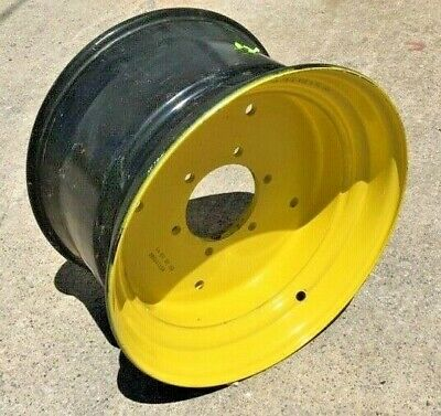 Am125181 9.75x16.5 John Deere 4100 Compact Utility Tractor Wheel 12-16.5 Tire