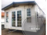 14 Foot Wide Link Lodge For Sale Call 07472199151 For More Information