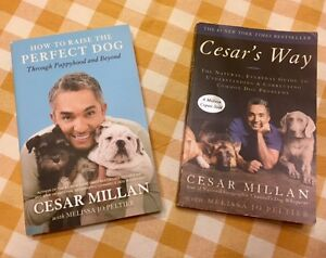 Books by Cesar Millan - The Dog Whisperer