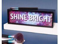 Shine Bright Lightbox