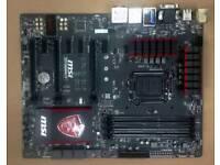 MSI Z97 Gaming 5 Motherboard