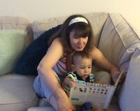 BABYSITTER AVAILABLE IN MISSISSAUGA