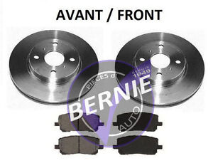 KIT FREINS 4 ROUES TOYOTA ECHO 2000-2005 4 WHEEL BRAKE KIT