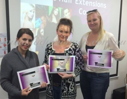 Hair Extension Training In Importing & Export Plus Learn 6 Styles