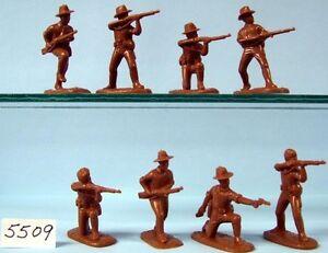 Armies-In-Plastic-5509-Boxer-Rebellion-U-S-Army-1900-Figures-Wargaming-kit