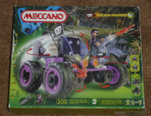 Action Troopers Meccano