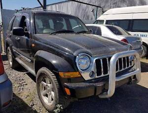 JEEP CHEROKEE KJ FOR WRECKING BLACK JEEP PART CALL NOW ******3344 Sunshine Brimbank Area Preview