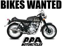AJS RETRO 125CC CAFÉ RACER, NEW, FINANCE AVAILABLE